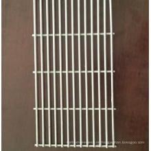 Hohe Sicherheit Heiß getaucht Galvanisiert Panel Zaun