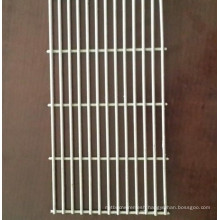 High Security Hot Dipped Galvanized Panel Fence