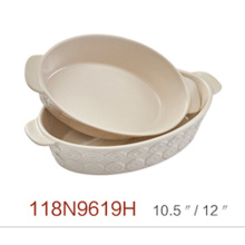 wholesale ceramic dinner tapas plates with handles