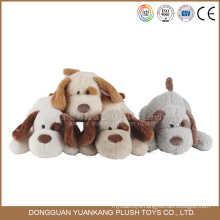 Yk EN71 plush stuffed animated big head toy dog