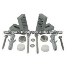 High Quality Floor Fixing Set For Toilet