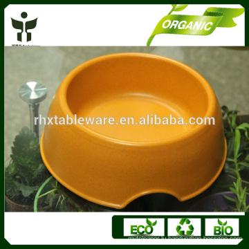 cheap bamboo reusable pet bowls