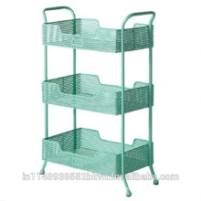 Storage Solution's Metal Trolley