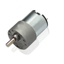 12 वी 24V कम आरपीएम डीसी गियर मोटर