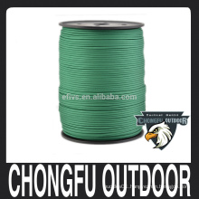 Nylon Military Paracord 550 lbs Type III 7 Strand Utility Cord Rope 1000 Ft for camping and survival