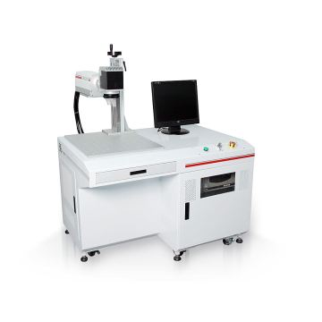 Good Quality  Fiber Laser Marking Machine