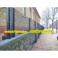 Difficult to Attack Welded Wire Mesh Fence