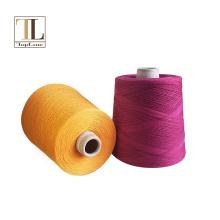 Topline neues COOLMAX-Polyestergarn aus Baumwolle