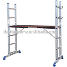 Escalera de andamio de aluminio de alta calidad para la venta