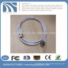 USB Tipo A macho a USB Tipo A Cable macho