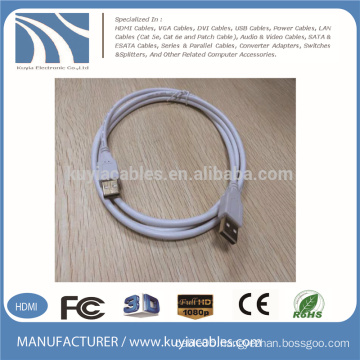 USB Type A Male to USB Type A Male Cable