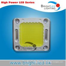 Epistar 100W COB LED Chip para luz de inundación / luz de calle