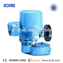 Part-turn actuators open-close duty HKJ/HKJM series for ball valve
