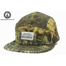 2016 Hot Item Moda verde Camo Moooi Tree Capmer Cap