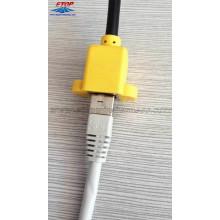 Cable RJ45 hembra a macho