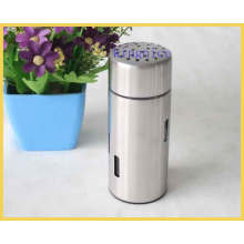 Ks22 Stainless Steel Sugar Canister with Screw Lid