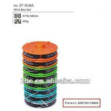 Conjunto de fios de nylon para quadros de óculos
