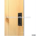 Classical barn door handle
