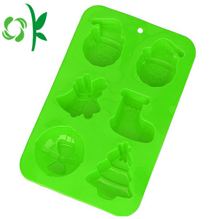 Silicone Rubber Cake Molds