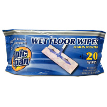 Household Organic Cleansing Floor Non Woven Wet Wipes