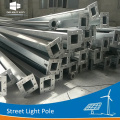 DELIGHT Q235 Rond 3M Gris Aluminium Light Pole