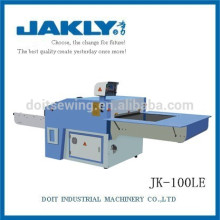 Pneumatic weave-machines.continuative fusing machine JK-100LE