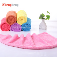 Microfiber Coral Fleece Hair Drying Cap
