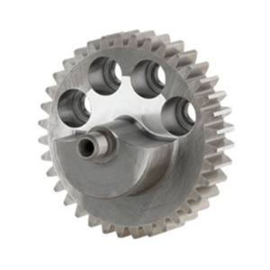 Customized 64 Gear Transmission Special Steel Spur Gear