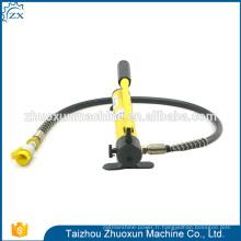 L'outil hydraulique de pompe à puissance de main de bon prix différents types de pompes à huile de types