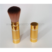 Custom Logo Luxury Gold Retractable Brush