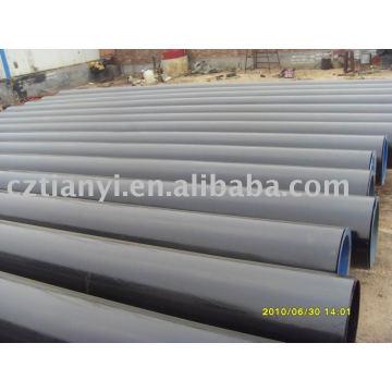 Fornecimento JIS G3456 tubos de aço carbono sem costura