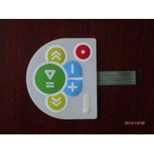 Dull Polish Membrane Switch Keyboard For Electronic Reading