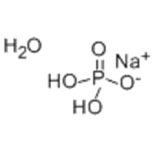 Monohydrate monobasique de phosphate de sodium CAS 10049-21-5