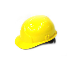 PE T Type Safety Helmet (Yellow)