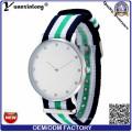 Yxl-214 2016 Оптовая Новая Мода Алмаз Часы Элегантный Дамы Нейлона НАТО Ремешок Наручные Часы Леди