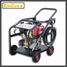 Lavadora de alta presión Zt250d Diesel para lavado de autos