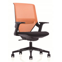 Cadeira de computador de malha giratória de escritório moderno ajustável em altura (HF-CH169B)