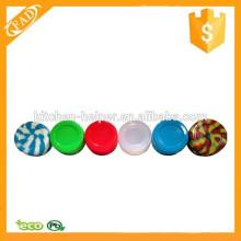Impermeable Diferentes Colores No Stick Silicona Standard Jars