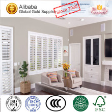 2017 Best Selling with Popular Style of Competitive Price of Double Hinged Plantation shutters Diy
