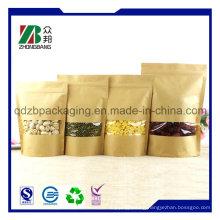 Brown Kraft Paper Grocery Bag Wholesale