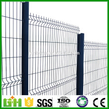 China Supplier 3d welded folding wire mesh fence/used fencing for sale