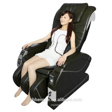 Zero gravity massage chair with vending machine/paper money & coin bill