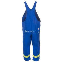 Men's Flame Resistant Insulated Duck Bib Overalls