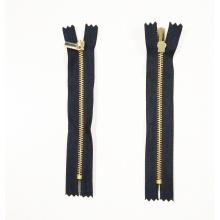 Brass No. 3 Long Zipper for Bags