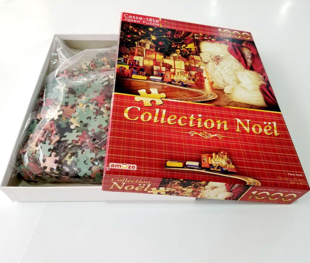 Customize Paper Puzzle