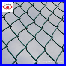 PVC Coated& Galvanized Chainlink Fence Idiamond Wire Mesh) (TYE-30)