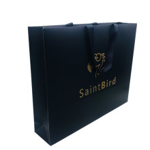 coated paper garment gift bag