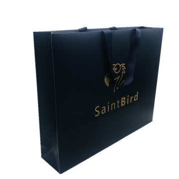 Best-Selling for Small Coated Paper Shopping Bag coated paper garment gift bag supply to Portugal Importers
