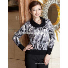 women's fashion cashmere sweater