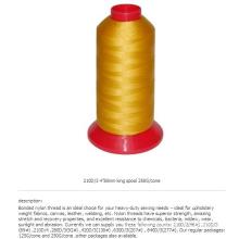 nylon bonded thread 210D/3 250G/kingspool